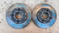 Тормозные диски перед (ПАРА 238х22мм) на Nissan Cube BZ11