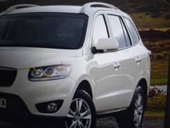 Hyundai Santa Fe, 2011