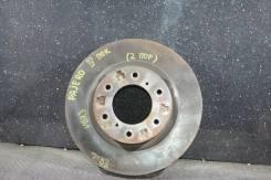 Mitsubishi Pajero/Montero IV V97 диск тормозной 1ШТ (Контрактный)