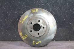 Subaru Forester SH5 Диск тормозной ( 1ШТ ) 293ММ Диск (контракт)