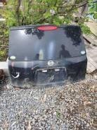 Дверь багажника на Nissan Note