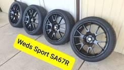 225-40-19, Weds Sport SA67R, в наличии