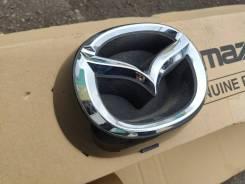 Mazda cx-5 эмблема решетки радиатора