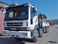 Услуги/Аренда: Кран-Балка Daewoo Novus 20 тонн с краном манипулятором