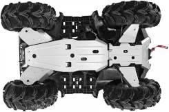 Комплект защиты днища Warn Yamaha Grizzly 700 `08-`13