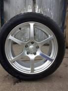 Литьё Bridgestone R18 5х114.3 и зима Yokohama 215/55/18