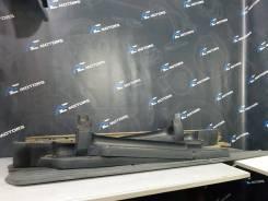 Комплект накладок на порог Lincoln Navigator 2005 [5L7416A517] U228 5.4 Triton