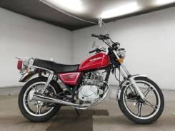 Мотоцикл Suzuki GN 125 Без пробега по РФ под заказ