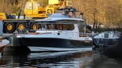 Моторная яхта Nord Star 36 FLY Patrol в наличии
