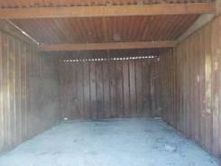 Сдам в аренду гараж металлический 18 м2 на Снеговой