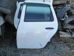 Продам заднюю левую дверь всборе на Renault Duster