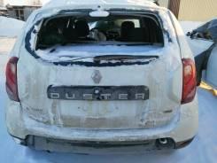 Продам крышку багажника всборе на Renault Duster