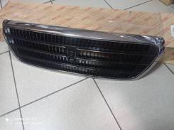 Новая! Решетка радиатора Toyota Cresta JZX100. Темный хром!