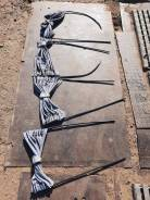 Шторки окон Isuzu Bighorn 96г.
