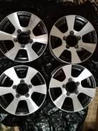 Продам комплект штатных литых дисков на Suzuki Jimny