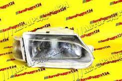 Фара ВАЗ 2113 правая белый указатель поворота (2114-3711010-30) (Освар)