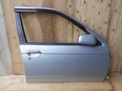 Дверь боковая передняя контрактная R Nissan Bluebird HU14 6538