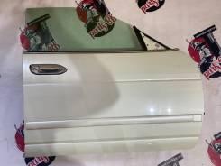 Дверь боковая передняя правая Nissan Laurel HC35 цвет QT1 2002 год