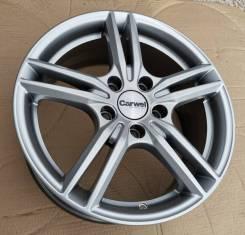 Новые литые диски Carwel на Skoda Octavia A5, А7, VW Jetta R16