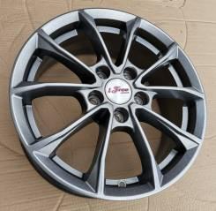Новые литые диски IFree Джет на Skoda Octavia A5, А7, VW Jetta R16