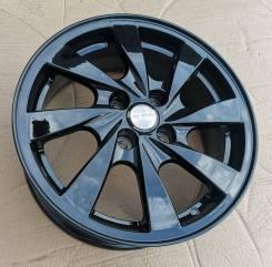 Новые литые диски K&K КС695 на LADA Калина, Гранта, Приора, Datsun R15