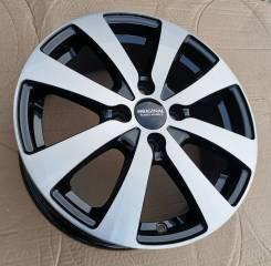 Новые литые диски SKAD KL-261 на Kia Rio, Hyundai Solaris R15