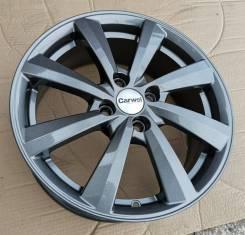 Новые литые диски Carwel Селигер на Lada Vesta, Largus R16