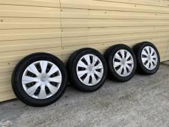 Комплект штампованных колёс с колпаками Yokohama 175/65R15