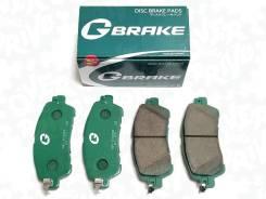 Колодки передние Mazda Demio DJ G-brake GP-03002 Япония (SN210)