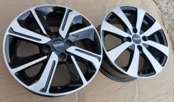 Новые литые диски SKAD на Kia Rio, Hyundai Solaris R15