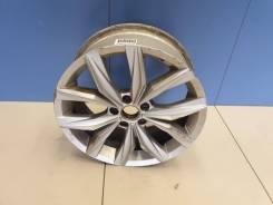 Диск колесный алюминиевый R18 Volkswagen Tiguan 2017- [5NA601025B8Z8]