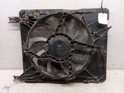 Диффузор радиатора Nissan Qashqai 2006-2013 [L262007095] J10