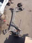 Балка задняя Меган 2 ( под дисковые тормоза ) 7701478433
