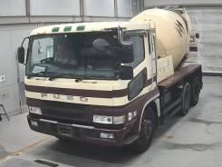 Автобетоносмеситель Mitsubishi FUSO Truck FV505JXD