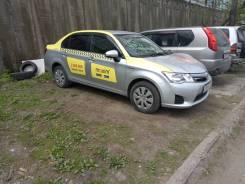 Toyota Axio 2016г, Гибрид под Такси.