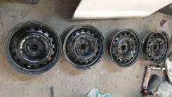 Диски стальные 4/108 R16