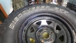 Продаю колеса Discoverer STT M+S LT265/75 R16
