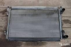 Skoda Octavia А 5 радиатор двс