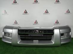 Бампер передний Toyota Land Cruiser Prado 120 в Хабаровске