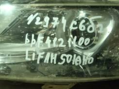 Фара левая передняя Lifan Solano 2 BBF4121100