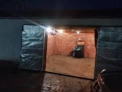 Продам капитальный гараж 6м/6м в гк. Полет. Иркутск 2