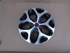 Renault Kaptur диск колесный R17/6.5 Black (черный) литой б/у