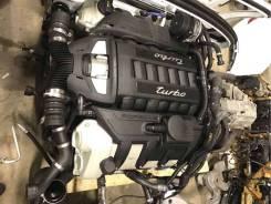 Контрактный Двигатель Porsche Exs