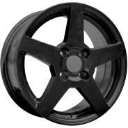 Колесный диск ЛеМан 6.5x16/4x100 D60.1 ET45 Black_matt Proma