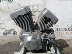 Двигатель Yamaha Virago 250 3DM лот 106