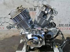 Двигатель Yamaha Virago 250 3DM лот 102