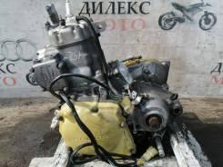 Двигатель Honda CRM250 лот (152)