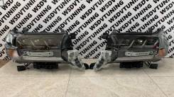 ФАРЫ Трехлинзовые Toyota LAND Cruiser 200 2016 - 2021г