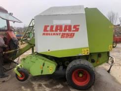 Пресс-подборщик Claas-250