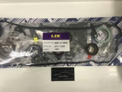 Ремкомплект двигателя 4AFE Toyota, 0411116230 (Паронит)